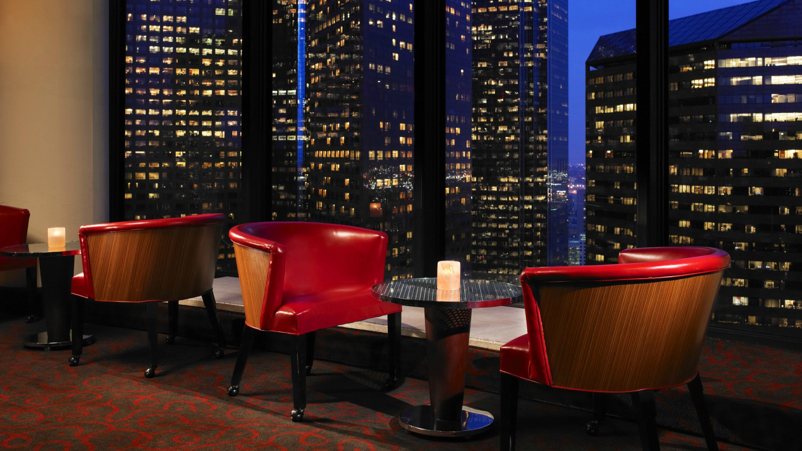 The Westin Bonaventure Hotel & Suites, Los Angeles - BonaVista Lounge
