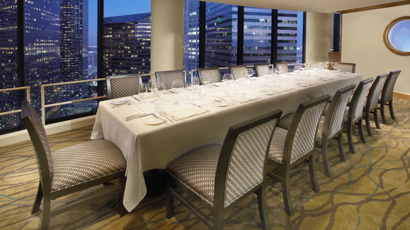 The Westin Bonaventure Hotel & Suites, Los Angeles - Private Dining Room