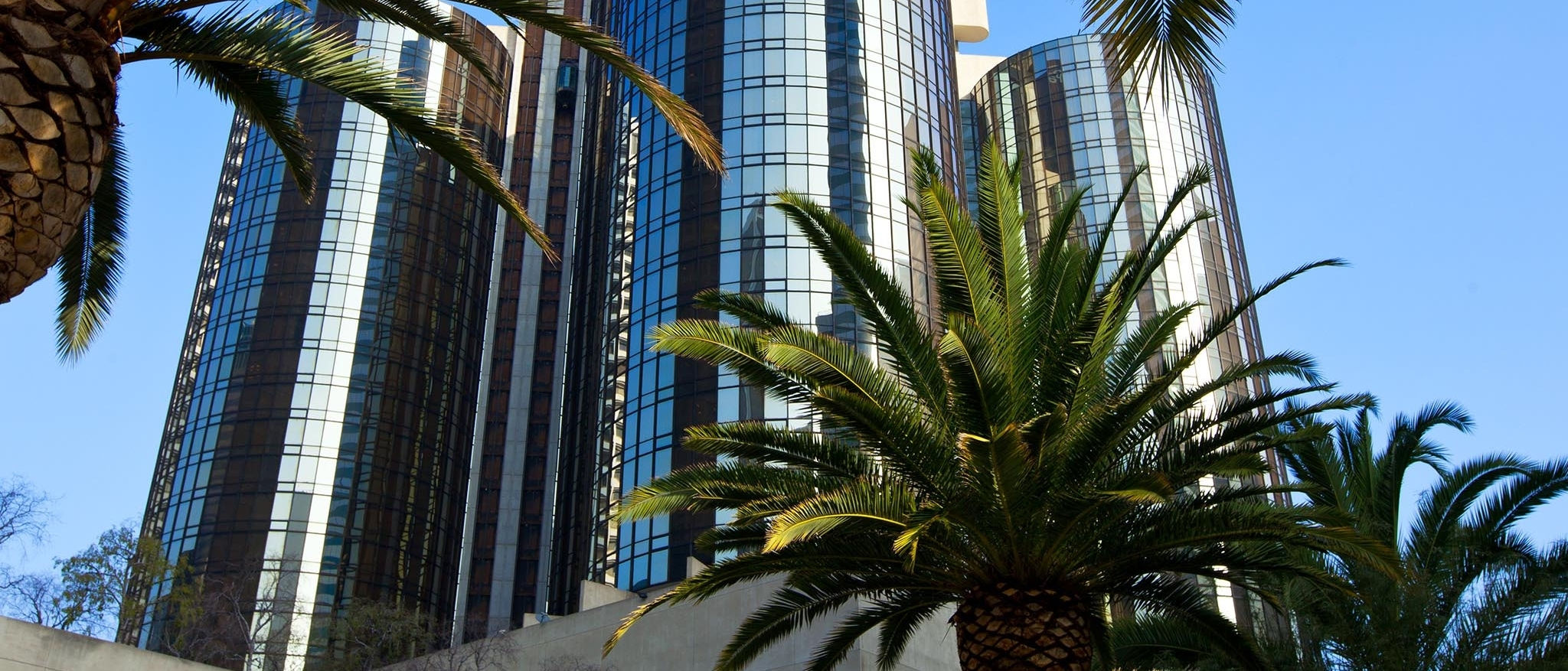The Westin Bonaventure Hotel & Suites, Los Angeles - Exterior